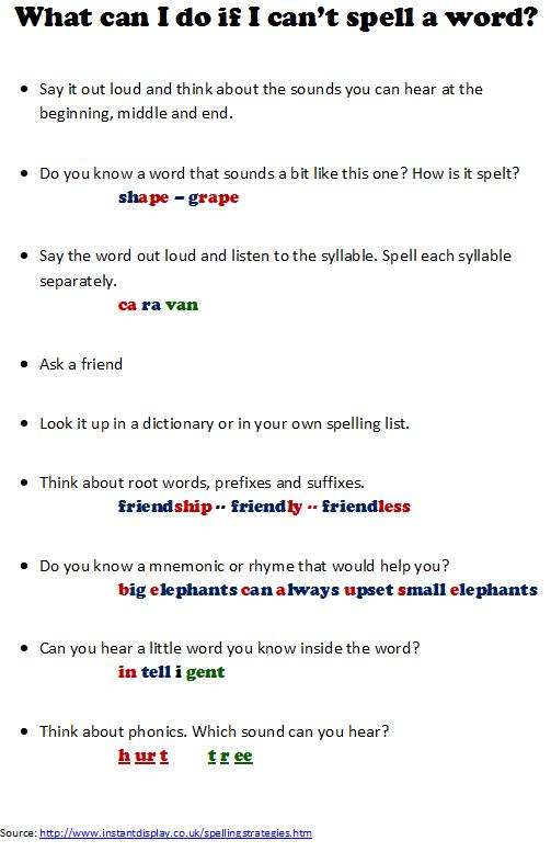 what words can you spell with help with spelling some essentails for ks2 hernhill forum 773