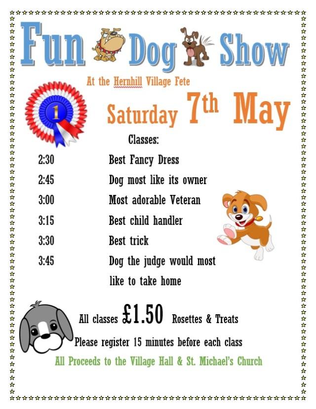 Fun Dog Show 2016