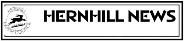 HERNHILL NEWS