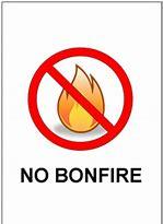 no bonfire